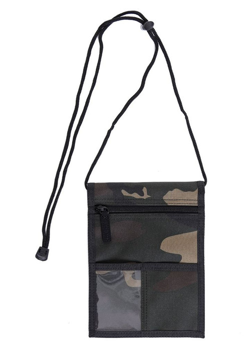 363c4241c3 The Carhartt WIP Collins Neck Pouch is a mini bag made from water-repellent  duck canvas, equipped with an adjustable strap, Velcro closure at the flap  as ...