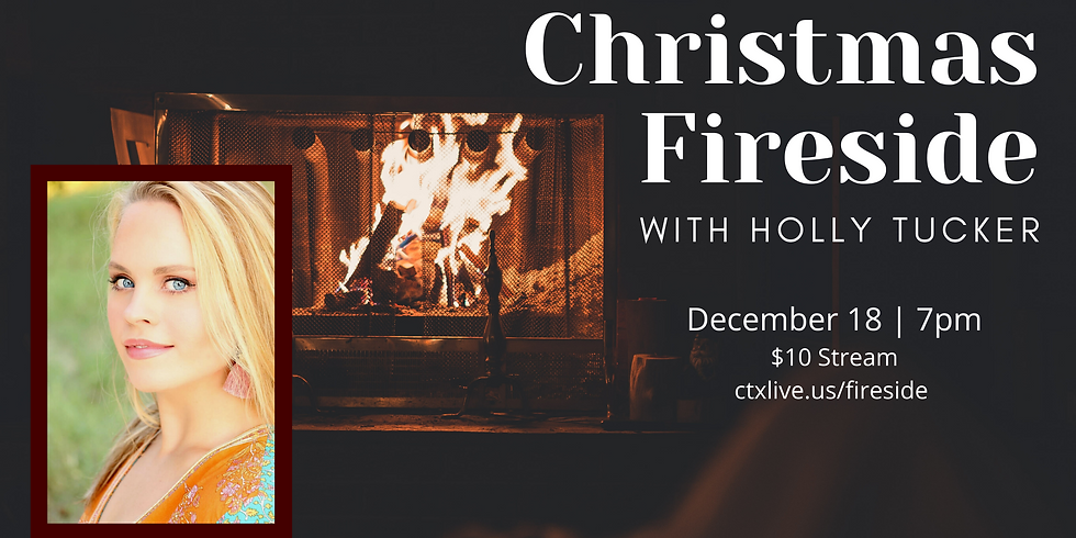 Christmas Fireside with Holly Tucker