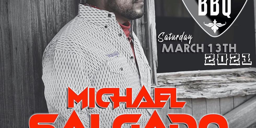 Michael Salgado in Schoepf's Backyard !