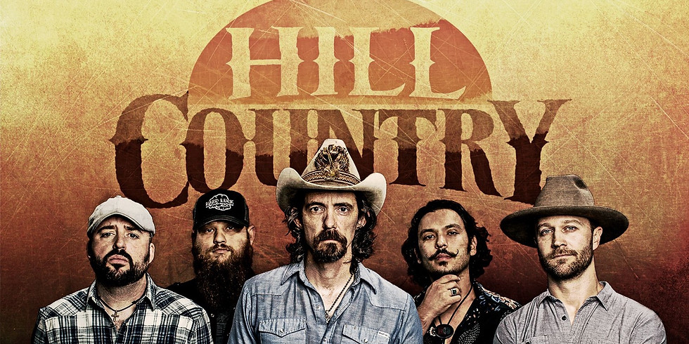 Hill Country featuring Zane Williams w/ the Powell Brothers
