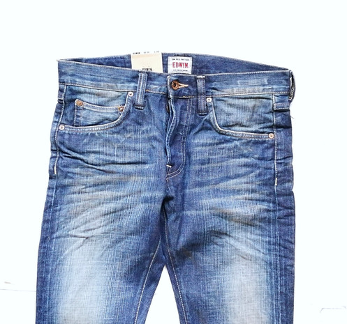 906f0941cb3ca7 The ED-55 is a relaxed fit jean with a very tapered leg and a mid rise,  made from an 135oz Japanese Granite Denimfabric. As with all jeans from  Japanese ...