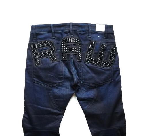 1f4357a0aee G-Star 5620 RFTO 3D SLIM - fit jeans dark aged ,high-end denimFit:  SlimFabric: DenimFastening: Covered zip-flyPockets: back pocket, side  pocketsRise: ...