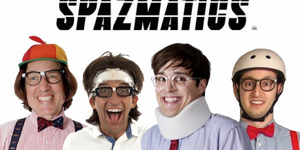 The Spazmatics LIVE in Schoepf's Backyard Ticketed Show!