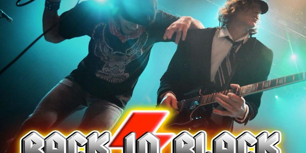 Back in Black (Tribute to AC/DC) w/TBD