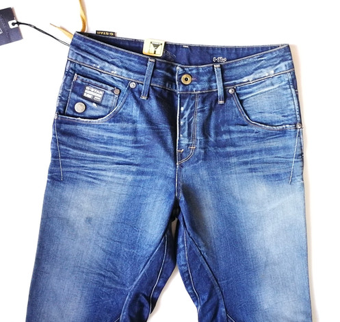 d1daae3ac98 G-STAR WMN ARC LOOSE TAPERED, Track Destroy, Cleve Denim