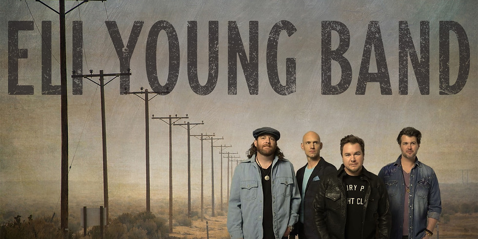 Eli Young Band with TBD Schoepf's BBQ Ticketed Show!