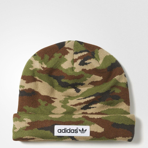c20e84c630c5f2 Look good whatever the weather with this Camouflage Beanie Hat from adidas  Originals. Built with the urban jungle in mind, this comfortable beanie has  a ...