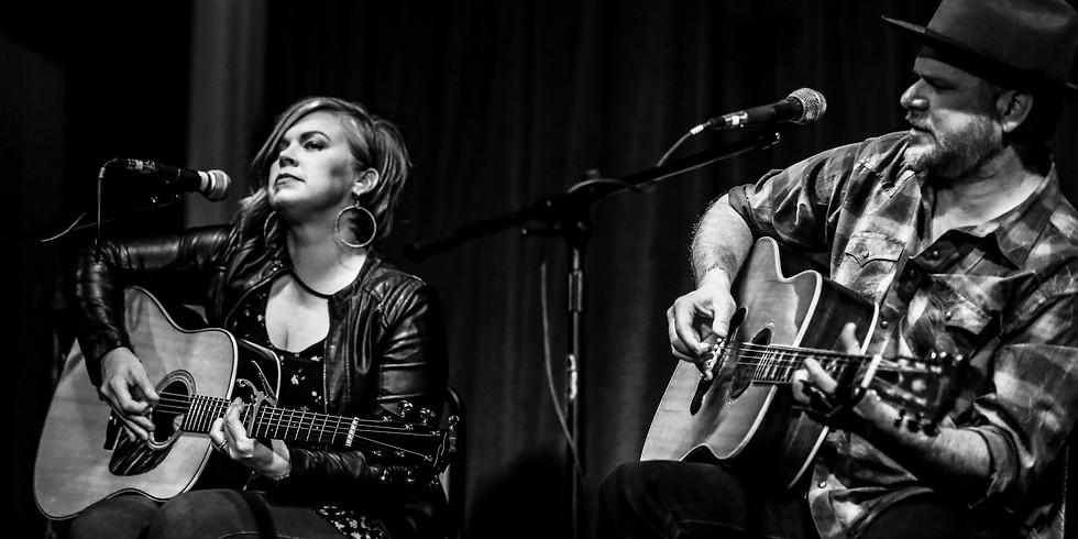 Courtney Patton & Jason Eady