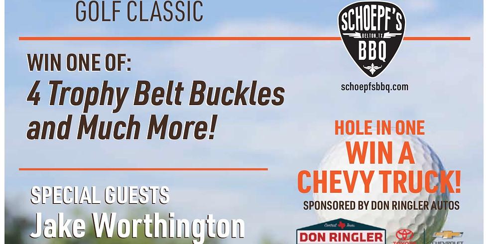 11th Annual Schoepf's BBQ Vaquero Golf Classic