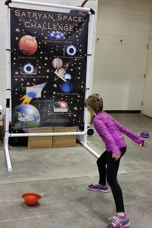 Satryan Ball Space Challenge Game Set