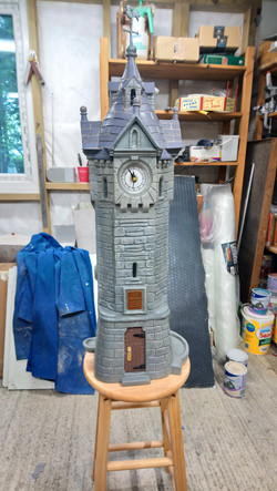 Llangefni clock tower