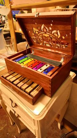 box piano