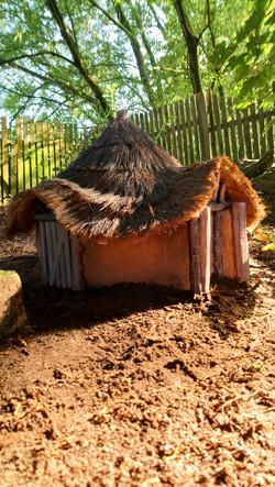 celtic roundhouse model