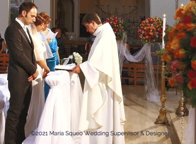 Maria Squeo Wedding Supervisor & Event Designer
