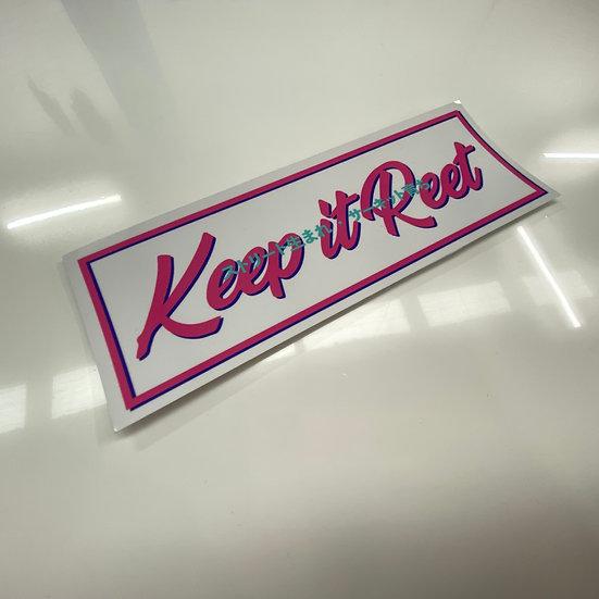 KiR Slap | Pink