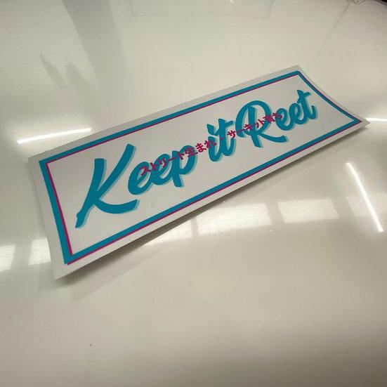 KiR Slap | Teal