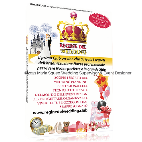 Club Regine del Wedding - Special BOX
