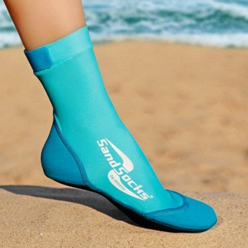 Marine Blue Sand Sock