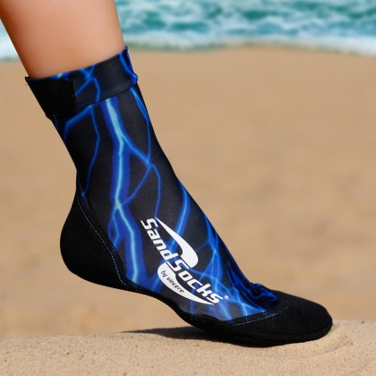 SandSock Blue Lightning