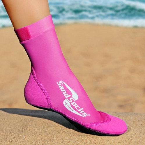 Pink Sand Socks