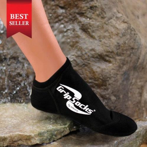 Aqua Sprite Grip Socks