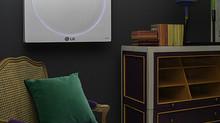 Aire acondicionado con iluminación LED de LG