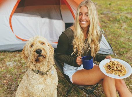 My Favorite Camping Pancakes