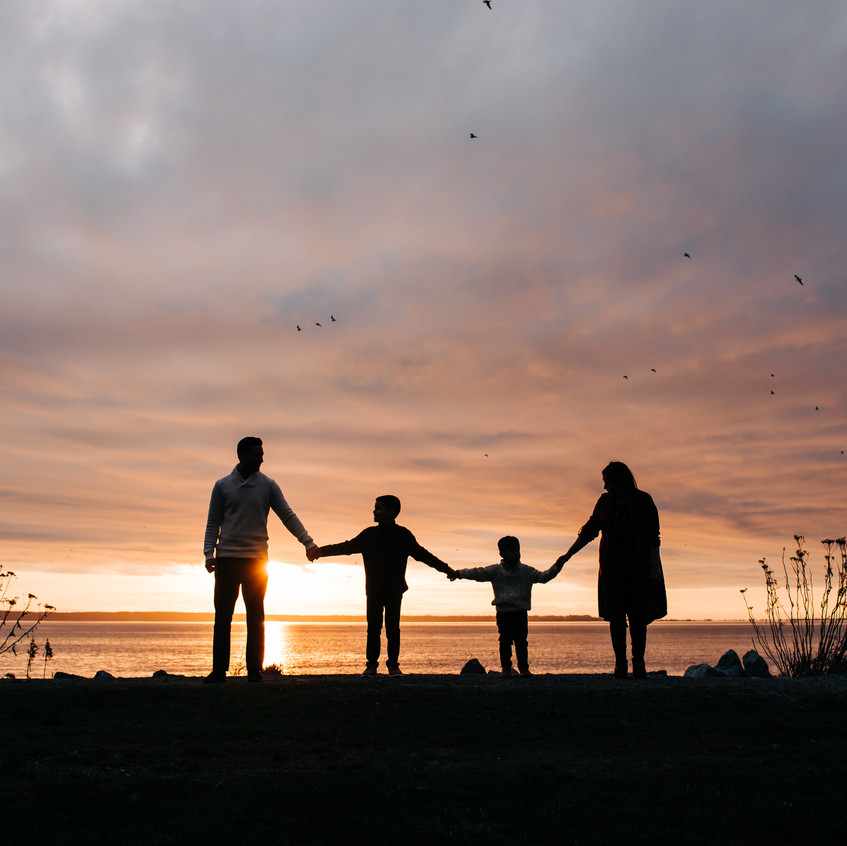 Family Photography - Crescent Beach