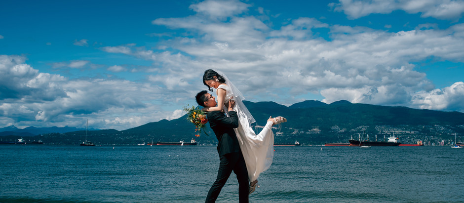 Pengfei + Daichi's UBS Farm Wedding, Vancouver