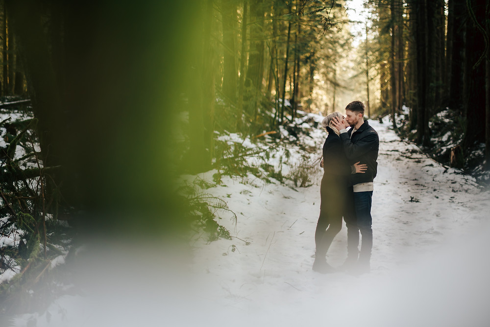 Golden Ears Park Engagement session