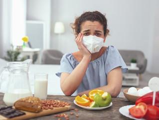 ¿Cómo detectar una alergia alimentaria?