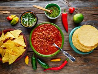 Receta: Salsa picante para tacos