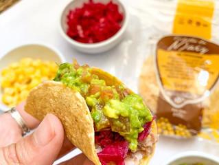 Receta: Mini taco shells