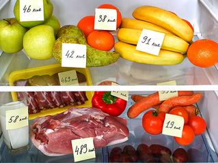 ¿Cuántas calorias necesitamos consumir al día?