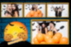 Happy Halloween 4x6 Pumpkin 1 Sample Sm.