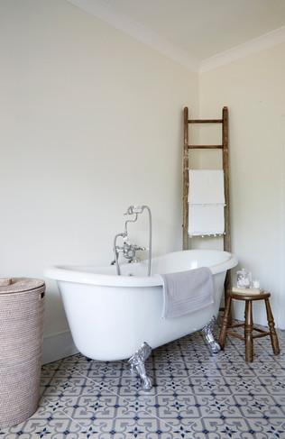 Victorian Bath - Fable Interiors