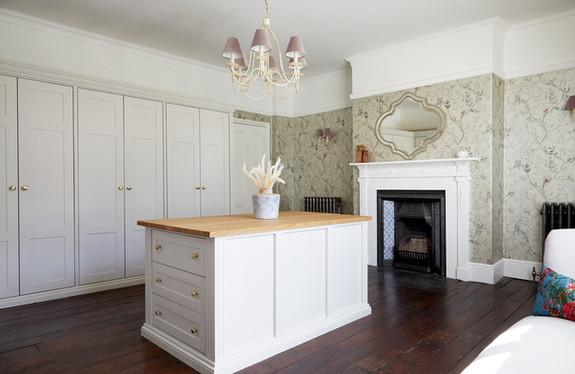 Dressing Room - Interior Design Warwickshire