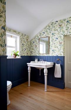 Cloakroom Interior Design