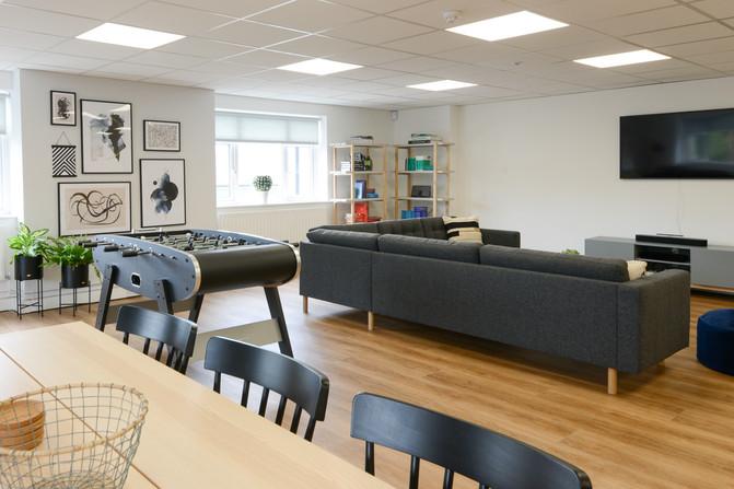 Office Interior Design - Fable Interiors