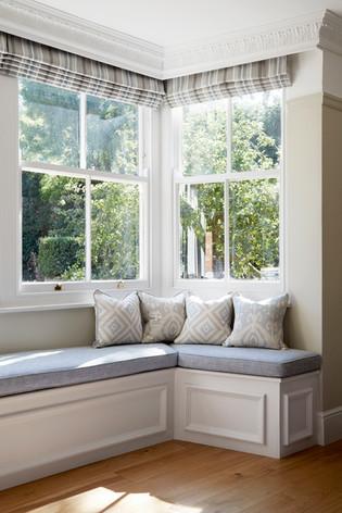 Bespoke Bay Window - Fable Interiors