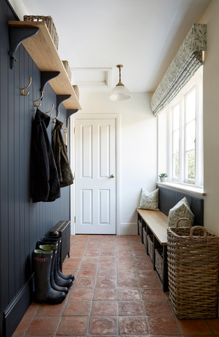 Boot Room - Fable Interiors