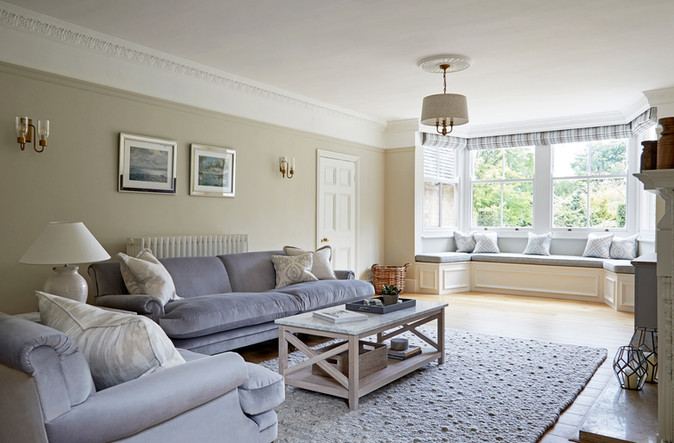 Family Room - Fable Interiors