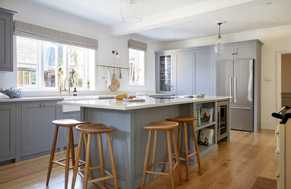 Shaker Kitchen - Fable Interior Design