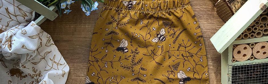 Honey Hunting Rolled Leggings