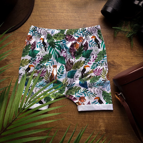 Down in the Jungle Shorts