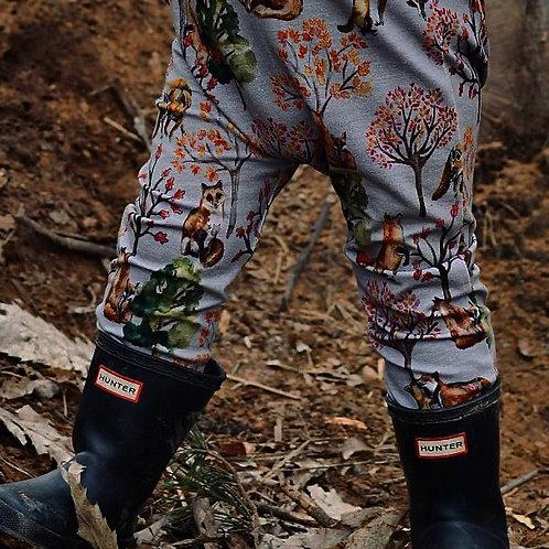 Autumn Fox Leggings