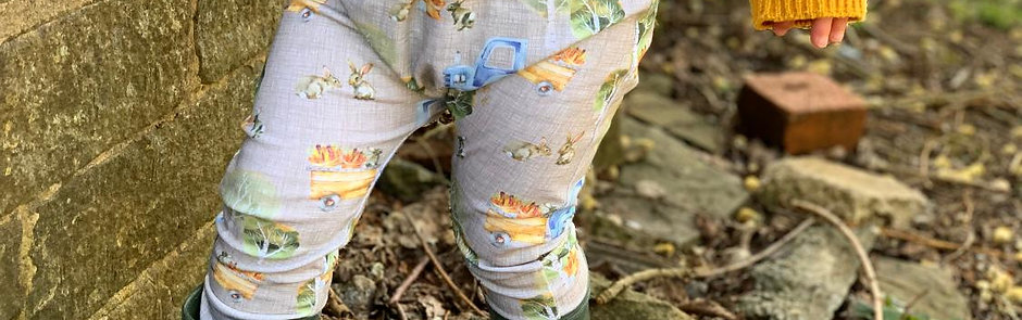 Some Bunny's Hungry Leggings