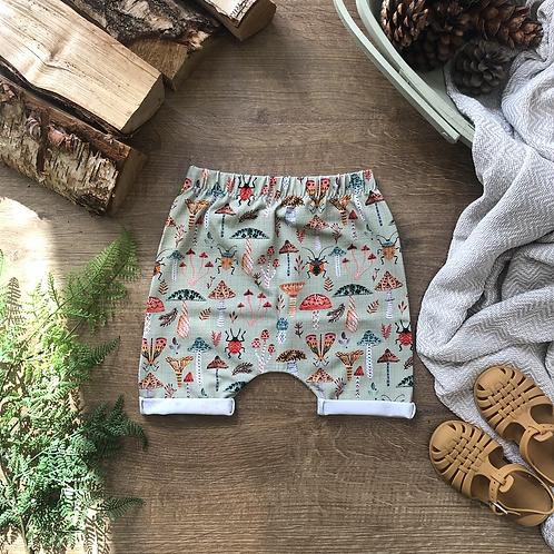 Summer Foraging Shorts