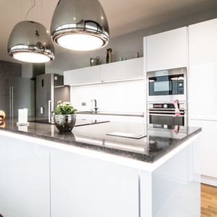 Solid Surface Kitchen