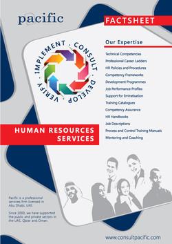 Factsheet: Services for HR
